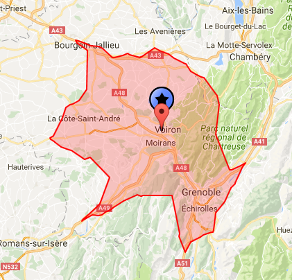 Carte d'intervention Séb auto services